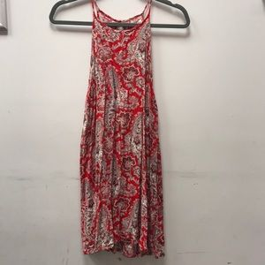 American Eagle outfitters high neck dress